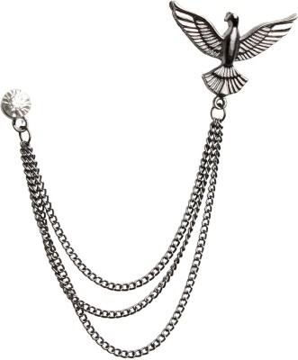 Wi Retail Silver Eagle Brooch