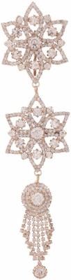 RG Diamond Brooch