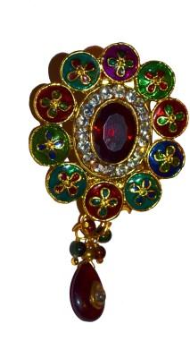 Ruvee Marwari Style Brooch