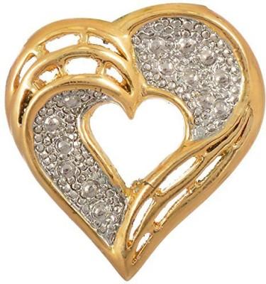 hbs saree pin heart Brooch