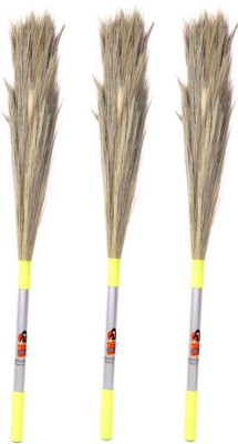 Pranays Pure and Natural Wooden Wet Broom