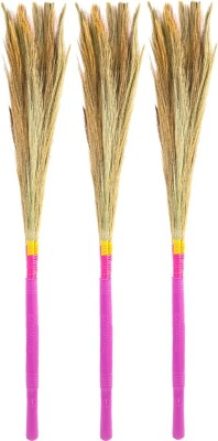 Pranays Wooden Dry Broom