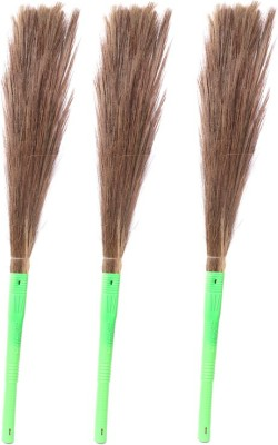 Pranays Supreme Wooden Dry Broom