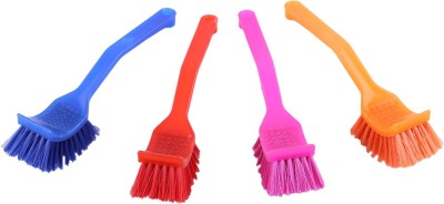 Houzfull Sink Brush Plastic Wet and Dry Brush
