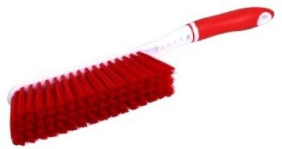 De BlueMix Car Seat / Carpets / Mats / Bed Cleaning Microfibre with Hard & Long Bristles Plastic Wet and Dry Brush