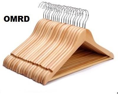 OMRD Wooden Broom Holder