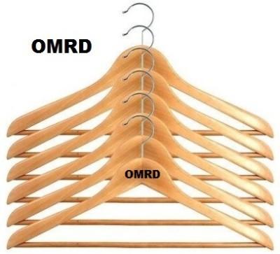 OMRD Wooden Broom Holder(6 Holders)