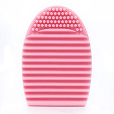 Maange Makeup Brush Cleaning Silicon Egg