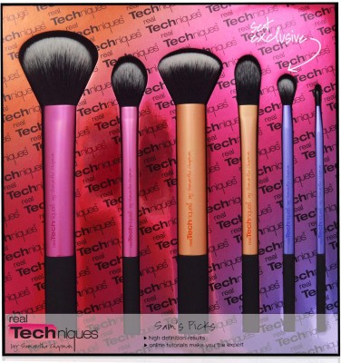 Real Techniques Sam's Makeup Valentine's Day Set Rt-1415(Pack of 6)