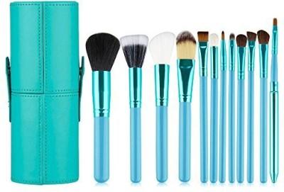 PARTYSAVING Professional Core Makeup Brush Set Foundation Blending Blush Eyeliner Powder Brush