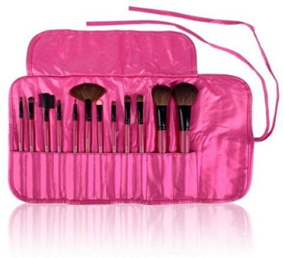 Shany Natural Goat And Badger Cosmetic Brush Set