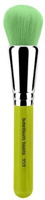 Bdellium Tools Tools Professional Makeup Brush Green Bambu Series with Vegan Synthetic Bristles - Powder Blending 959