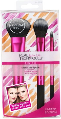 Real Techniques Finish Cheek and Lip Set