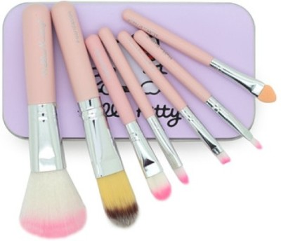 Hello Kitty Foundation Brush(Pack of 7)
