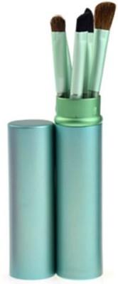 PrettyStar 5 Pcs Eyeshadow Makeup Brush Set with Aluminum Tube