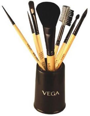 Vega Make-Up Set Of Seven Brush-Evs-07