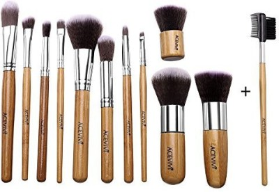 ACEVIVI Makeup Brush Set with Bag