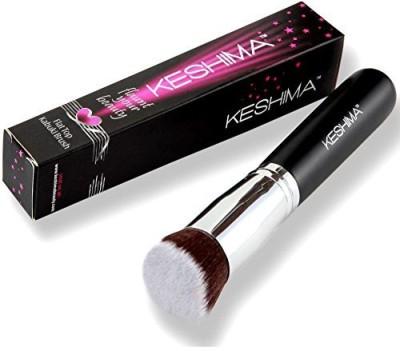 KESHIMA Top Kabuki Brush By Keshima ? Premium Foundation Brush, Buffing Brush, Blending Brush, Face Brush