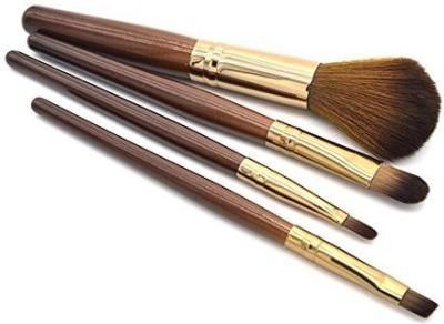 Sinide Professinal Makeup Cosmetic Brush Foundation Powder Brushes Set with Wool Handle Make Up Brush Set PVC Case