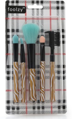 Foolzy Make Up Brush Set(Pack of 5)