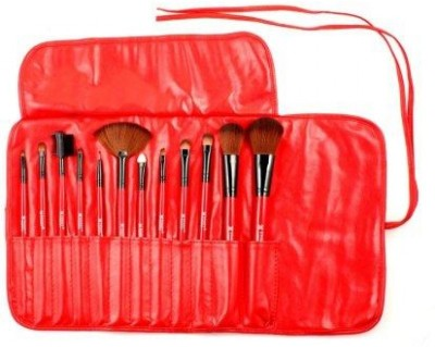 SHANY Cosmetics Piece Cosmetic Brush Set with Pouch