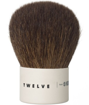 Kent TWMU12 Bronzer & Powder Make up Brush with Carry Case (Pack of 1)