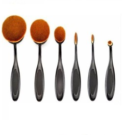 MAC Professional brush set(Pack of 6)
