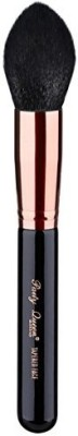 PartyQueen Queen Makeup Brush Rose Golden Big Tapered Face Brush- Soft Dense For Powder,Blush and Contouring Shades of Natural Glow Beauty