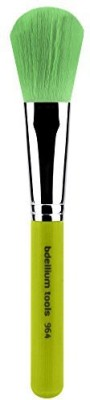 Bdellium Tools Tools Professional Makeup Brush Green Bambu Series with Vegan Synthetic Bristles - All-Purpose Blusher 964