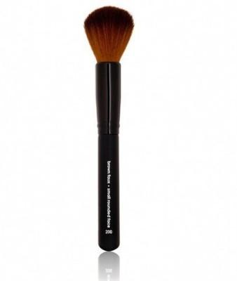 Purely Pro Cosmetics Pro Cosmetics Vegan Brush, 200 Round, 0.0040 Ounce