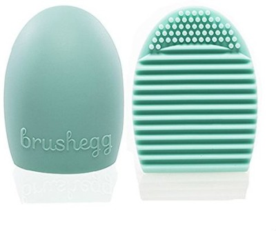 Party Queen Makeup Brush Cleaner Golve Silicone Cosmetic Brush Egg(Pack of 1) at flipkart