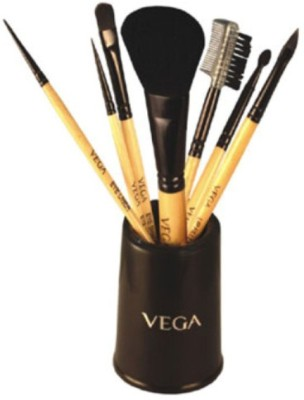 Vega Makeup Set of 7 Brush EVS-7(Pack of 7)
