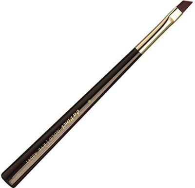 da Vinci Brushes Vinci Series 43541 Gold Angled Eyeshadow Brush, 1.31 Ounce