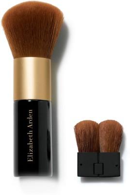 Elizabeth Arden Face Powder Brush with Folding Mini Brush