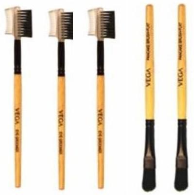 VEGA Eye Groomer, Pan Cake Brush
