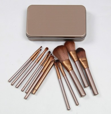 Lifestyle-You 12 Pcs Makeup Brush Set with Box(Pack of 12)