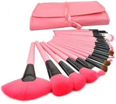 Dewberry 24 pcs Authentic Professional Makeup Brush Set