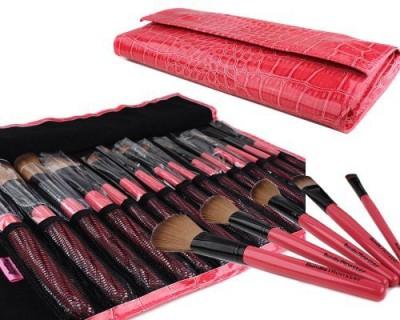 Bundle Monster Studio Pro Makeup Cosmetic Brush Set Kit