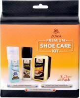 Zora Shoe Care Kit Shoe Care Kit(75 ml, Black)
