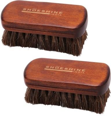 Shoeshine India Horsehair Brush(100 ml, Multicolor)