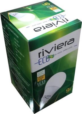 Riviera B22 LED 9 W Bulb