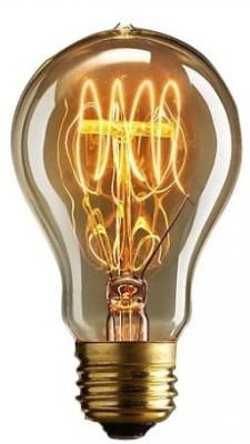 Starry Night 40 W Standard E27 Incandescent Bulb(Yellow)