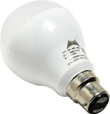 Kalinga 12 W Standard B22 PVC Bulb(White)