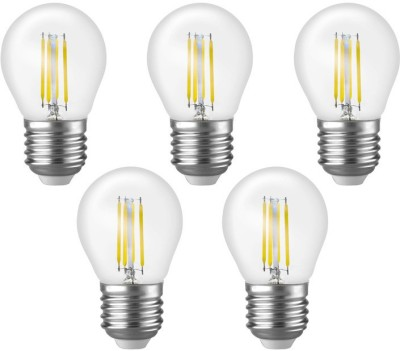 Imperial XYP02 4W E27 LED Filament Bulb (White, Pack Of 5)