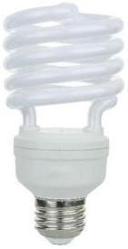 Osram 5 W Standard E27 CFL Bulb(White, Pack of 2)