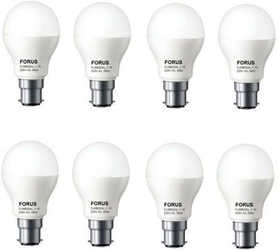 FORUS B22 LED 9 W Bulb