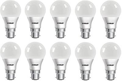 Eveready 9W B22 900L LED Bulb (White , Pack Of 10)