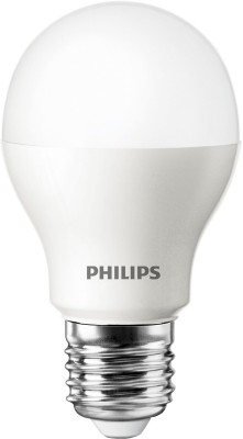 Philips Ace Saver E27 7W LED Bulb (Cool White)