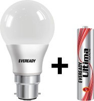 Eveready 7 W B22 LED Bulb(White)