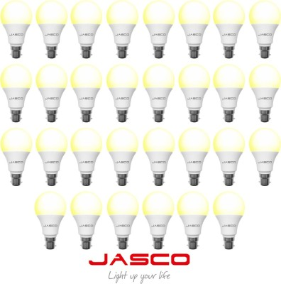 Jasco-5W-B22-LED-Bulb-(Yellow,-Pack-Of-30)